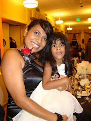 Pryanka and Mommy at Uncle Lupe's Wedding