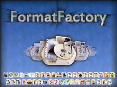 تحميل برنامج تحويل الصوت مجانا Download Format Factory 2014