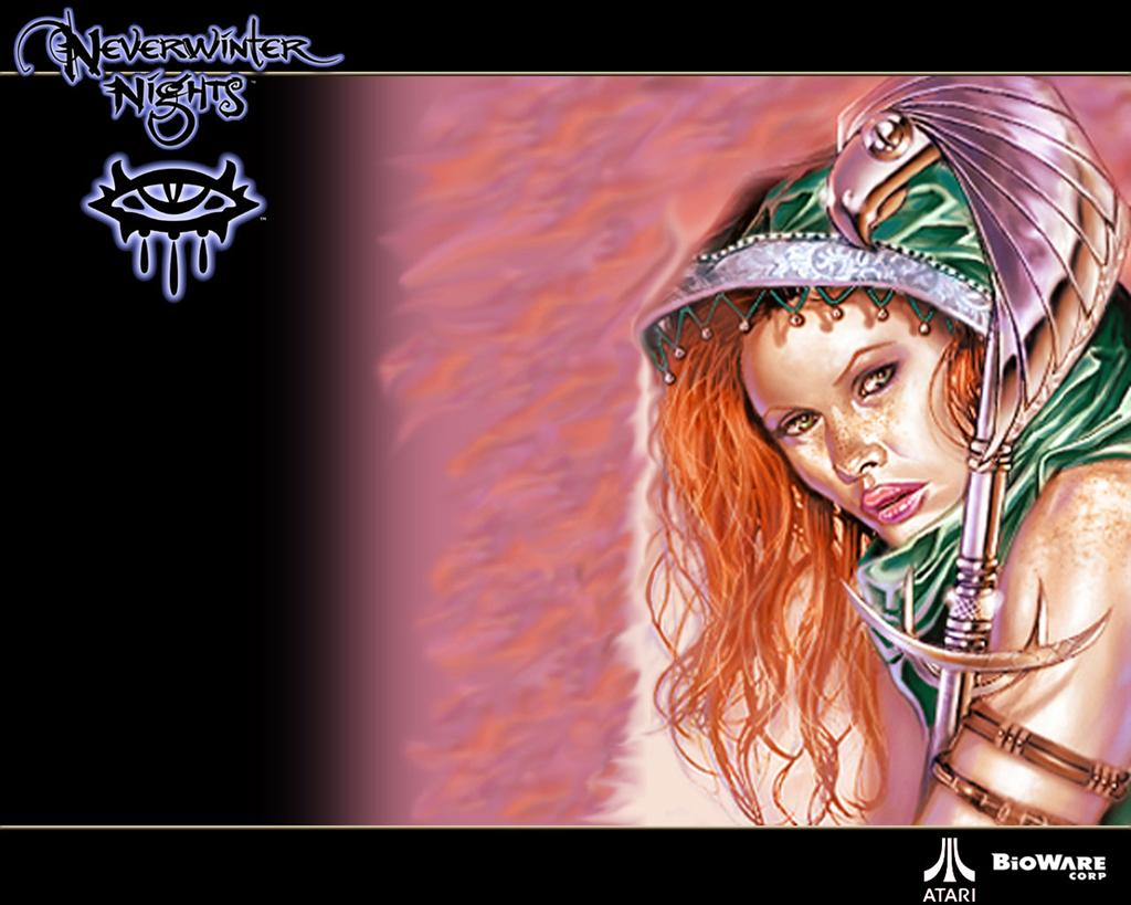 Neverwinter Nights HD & Widescreen Wallpaper 0.493540329325488