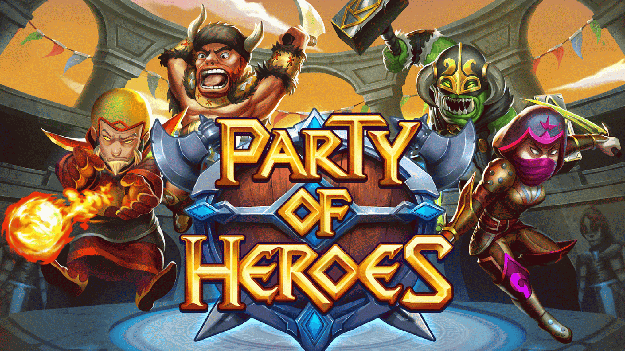 Party of Heroes Gameplay IOS / Android