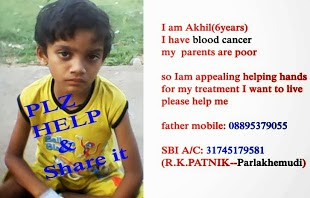 Blood cancer child