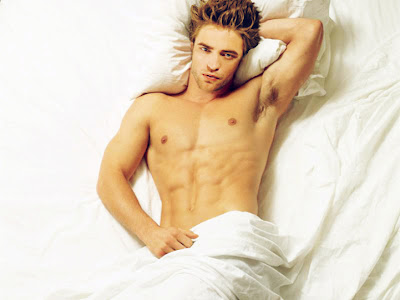 robert pattinson sexy picture