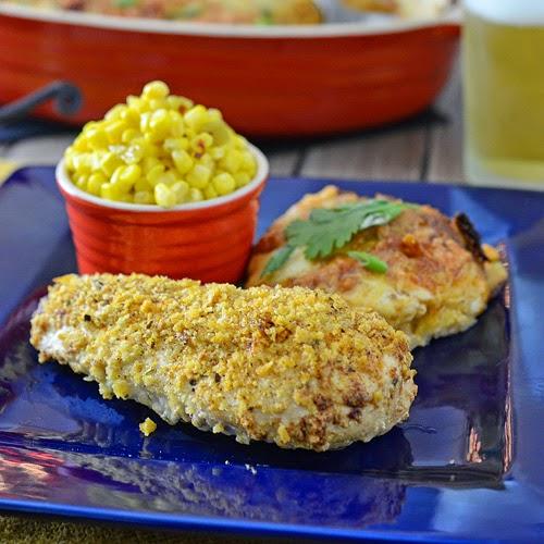 fried chicken breast, Southwestern chicken, Tex-Mex chicken