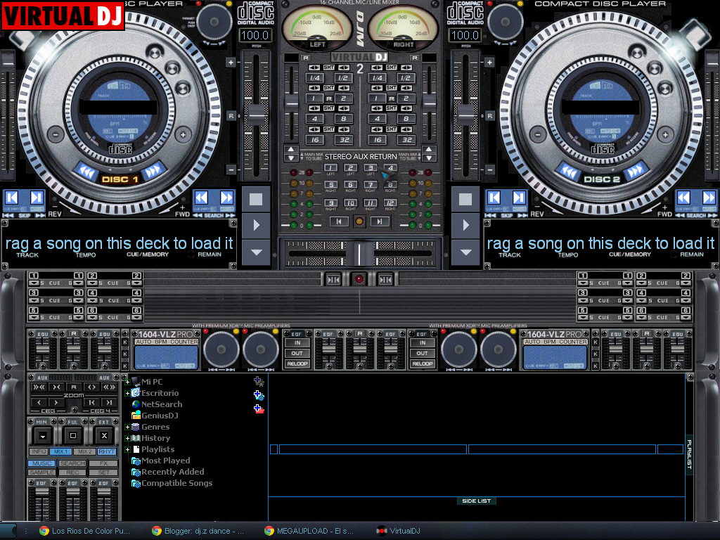 Virtual dj v7.0 pro with crack n1t0h