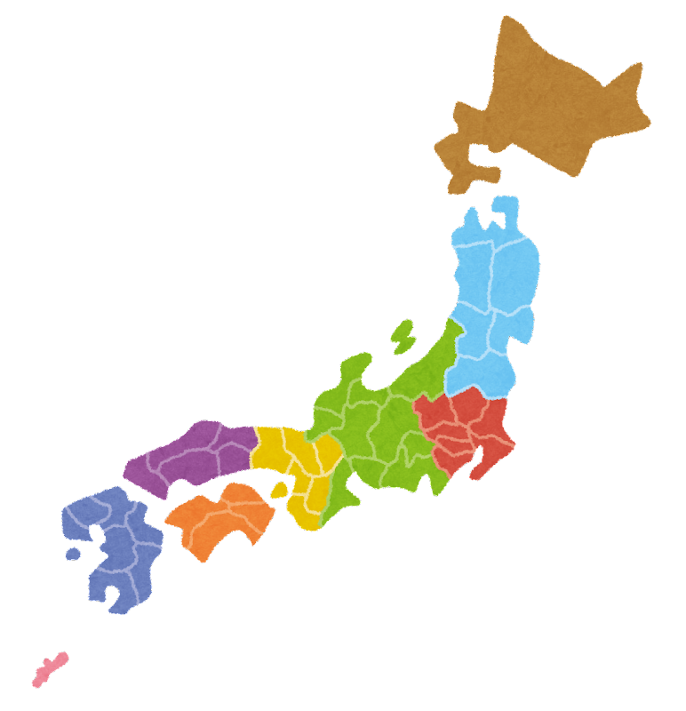 日本地図の画像 p1_26