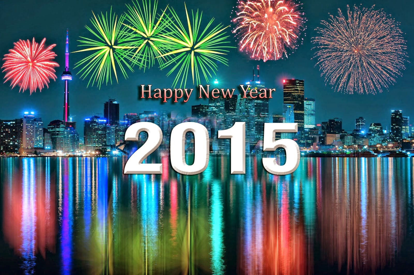 Latest Happy New Year 2015 Wallpapers and Images