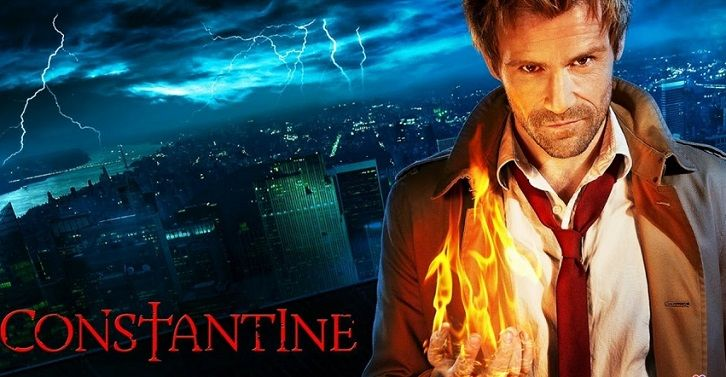 Constantine - Executive Producer on the latest status of the Show