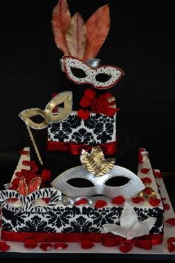 Tortas con Mascaras, parte 4