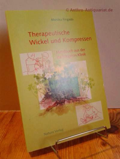 Therapeutische Wickel und Kompressen.