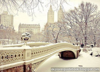 Central Park New York USA