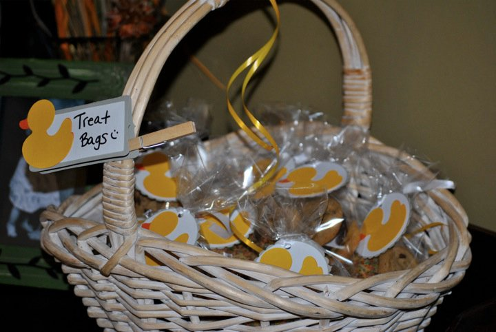 Gigglebees: Rubber Duck Party Ideas