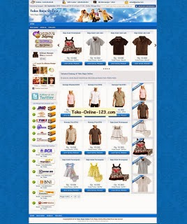 Hosting murah untuk toko online
