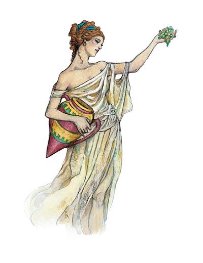 Face to face contigo mismo las diosas de cada mujer hestia diosa del hogar representan la cualidad de independencia y autosuficiencia en las mujeres fandeluxe Images