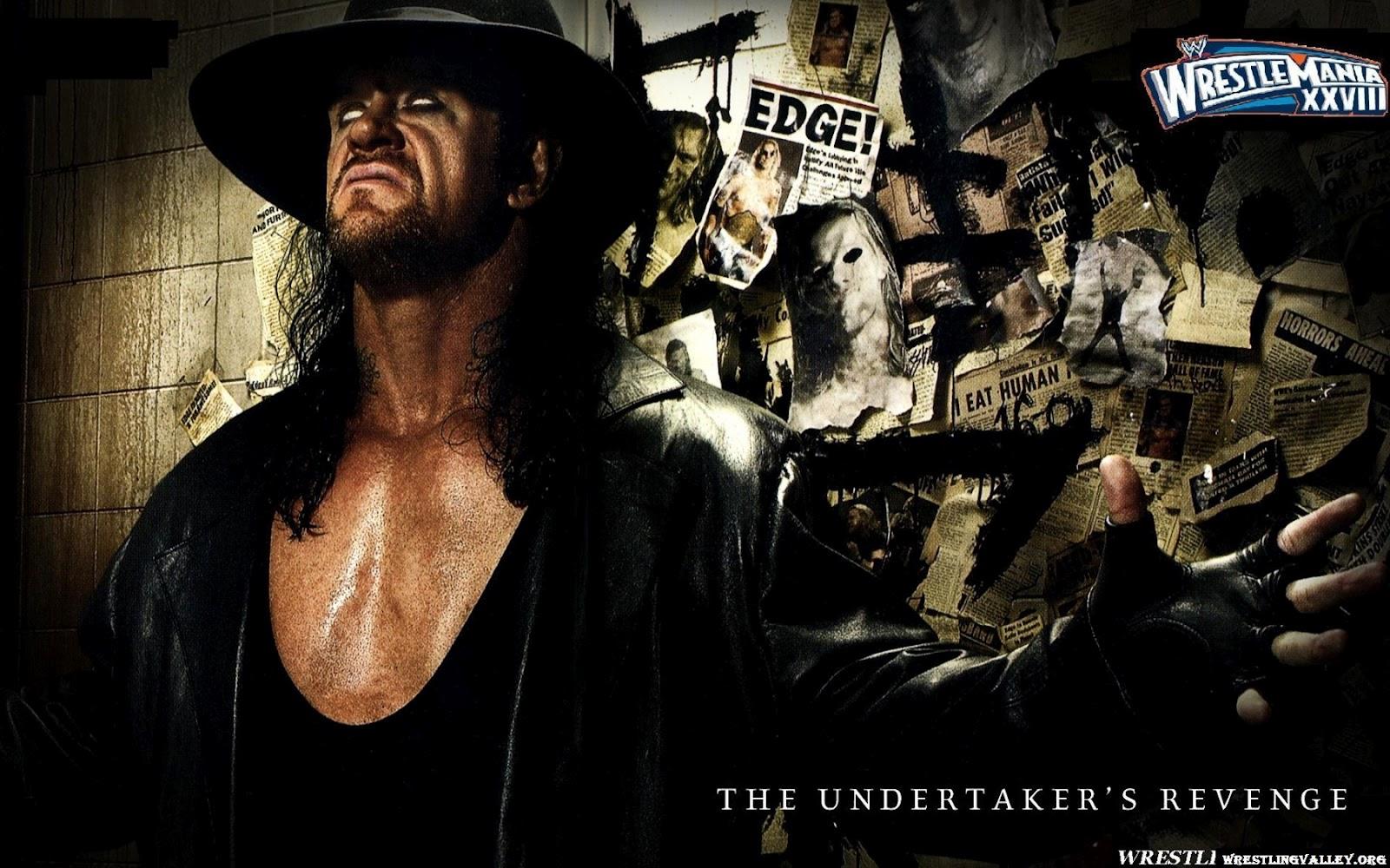 WWE - Undertaker WallpapersUndertaker Wallpaper 2012