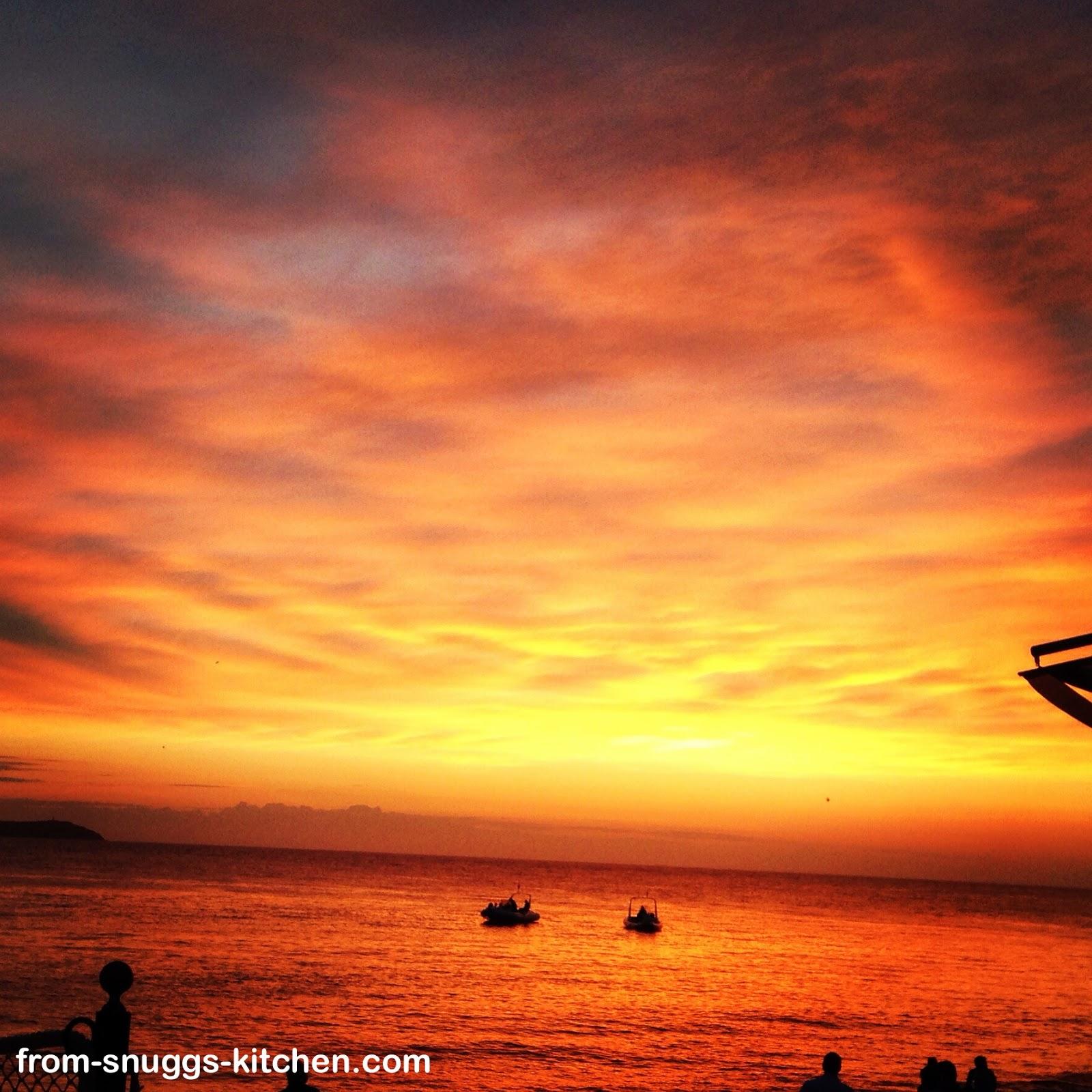 Sonnenuntergang Sant Antoni