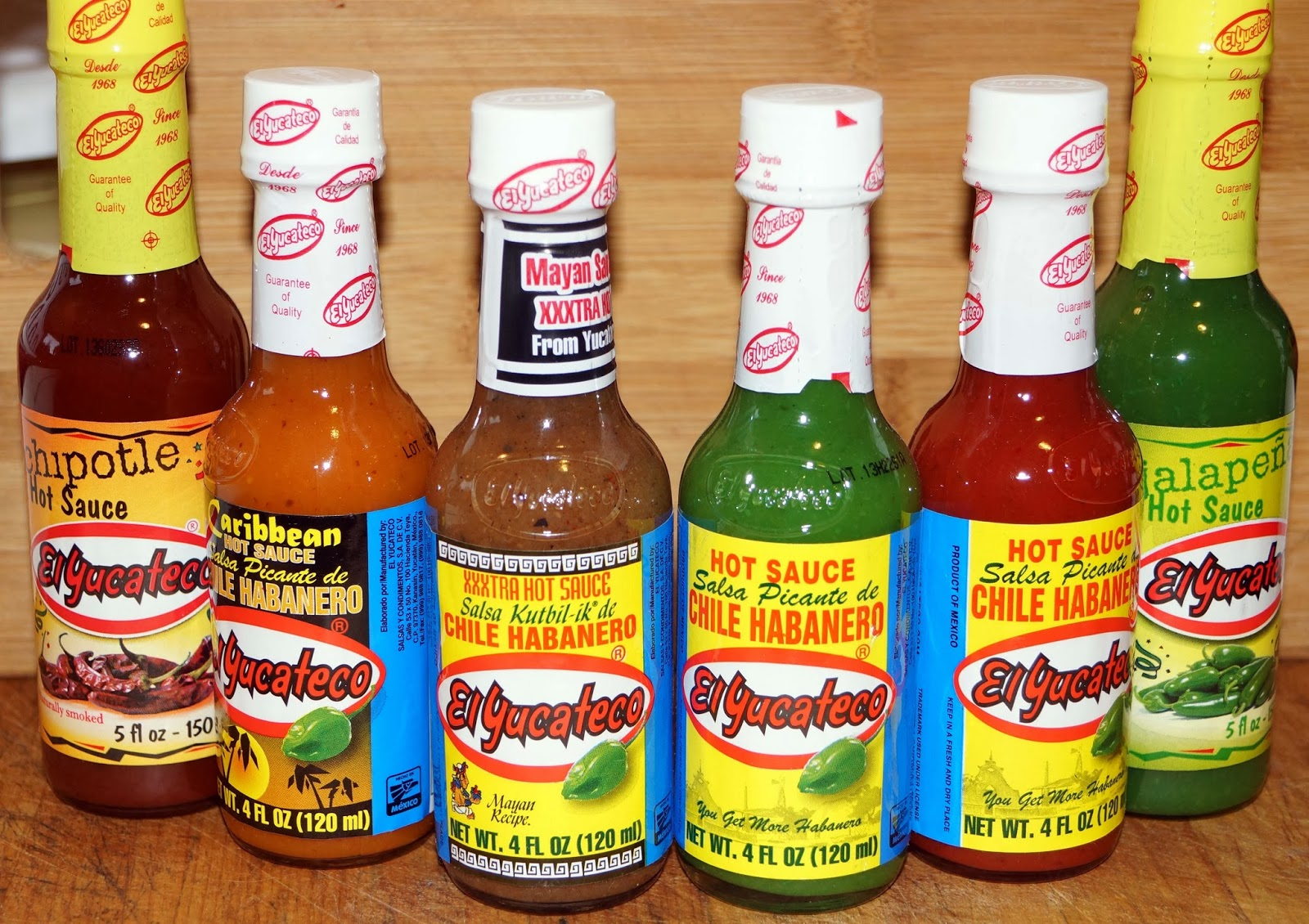 Favorite hot sauces? Sauces