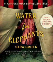 water for elephants review Water for elephants' most compelling star is gorgeous, nails her scenes, and pretty much runs away with the movie - not too shabby for an elephant competing for screen time with two of.