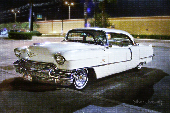 Valley ride styles 1956 cadillac sedan de ville for 1956 cadillac 4 door sedan