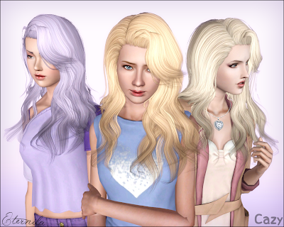 Cazy's Artificial Love ~ Retextured for Teen to Elders by Eternila