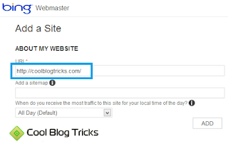 How To Verify Blog on Bing