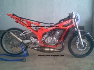 mesin MOTOR DRAG 4tak mio
