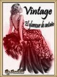 Vintage. El glamour de antaño