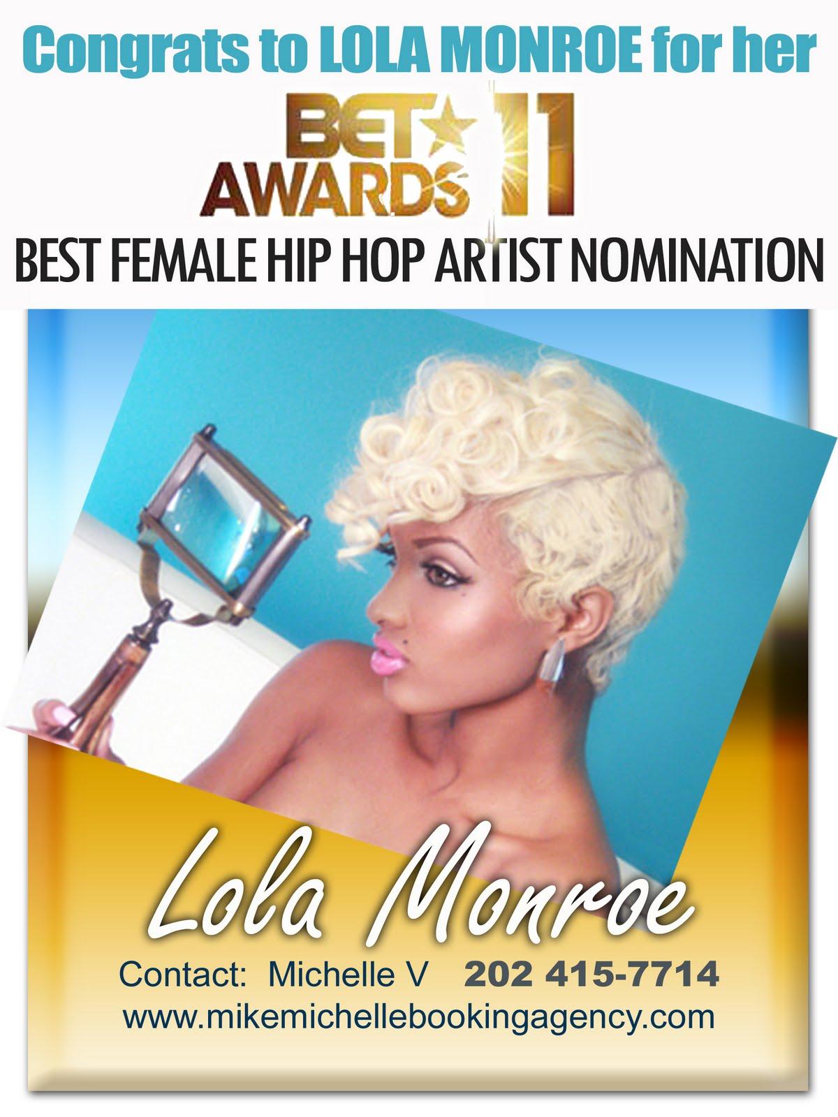 Lola Monroe Hairstyles Follow lola monroe on twitter