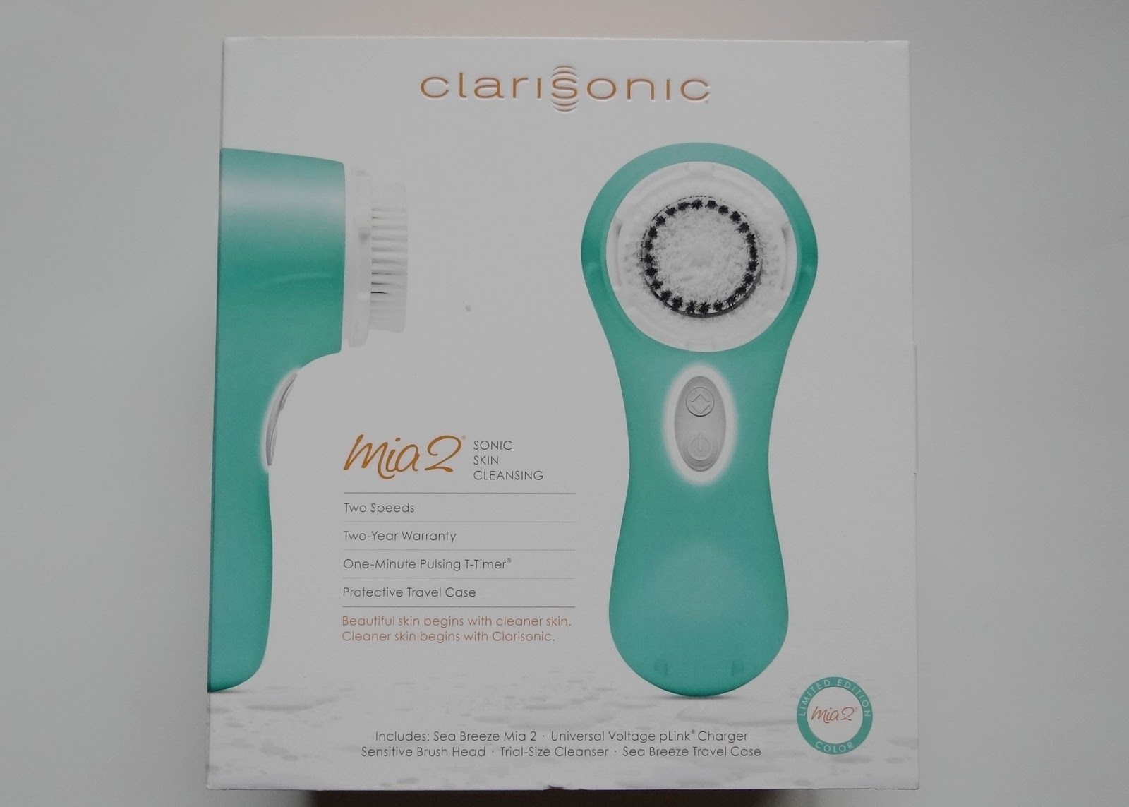 New Beauty Gadget Clarisonic Mia 2 Review Baby Shopaholic