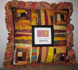 Birdie's YENTE pillow