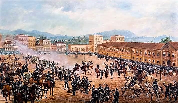 15 de novembro: Proclamação da República (Brasil)