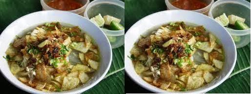 resep soto ayam jawa lezat