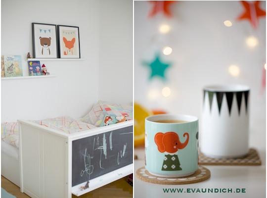 Eva und ich kinderzimmer diy weihnachtspunsch - Diy kinderzimmer ...