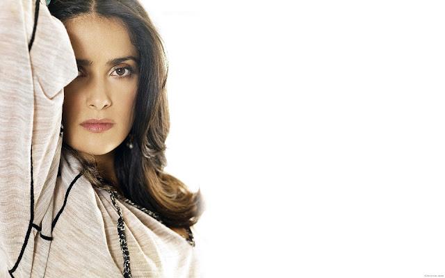 Salma Hayek HD Wallpapers