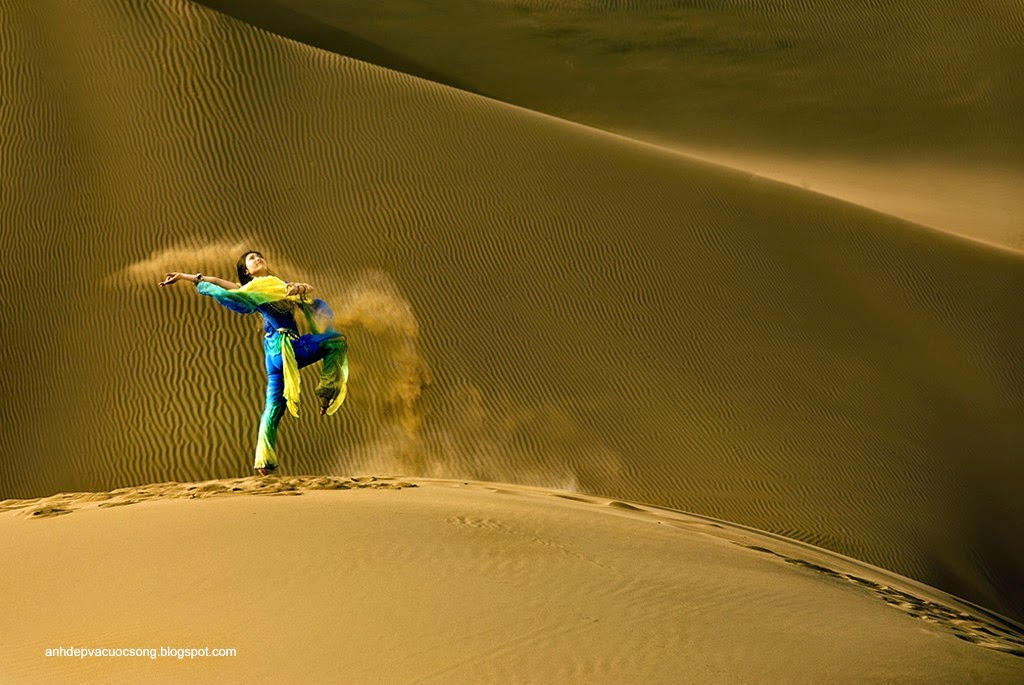 Vũ điệu sa mạc 5