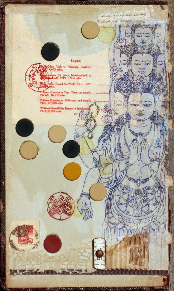 True adventures of an art addict blueprint for enlightenment ii blueprint for enlightenment ii malvernweather Image collections