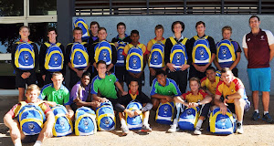 Boys Rugby League Confraternity Team 2013
