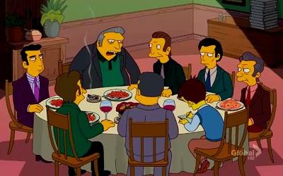 Los Simpsons 24x05: Los Mafiosos - Español Latino - Online