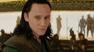 Tom Hiddleston in 'Thor The Dark World'
