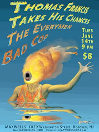 TFTHC Plays Maxwells Tues June 14th