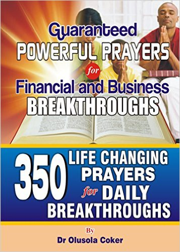 Guaranteed Powerful Prayers For  Financial and Business Breakthroughs