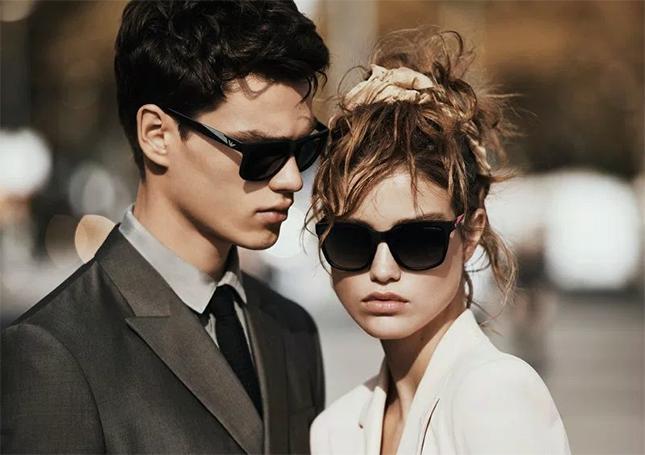 Emporio Armani Spring/Summer Eyewear Campaign 2016