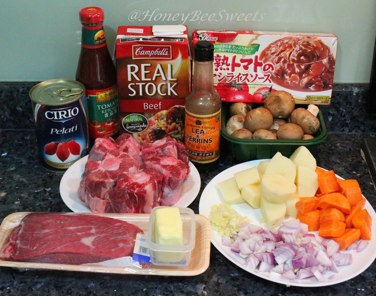 200g Beef Chuck Meat