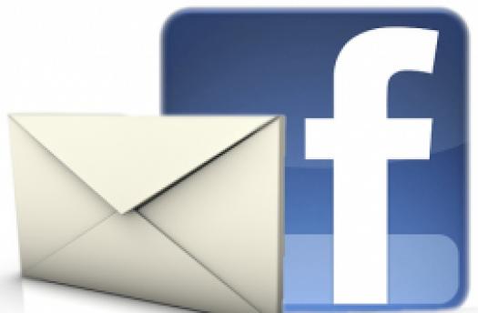 Escribenos Facebook