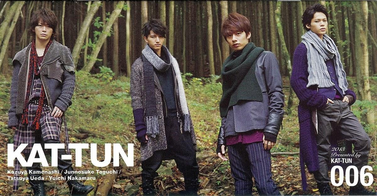 KAT-TUN Newsletter Vol.06