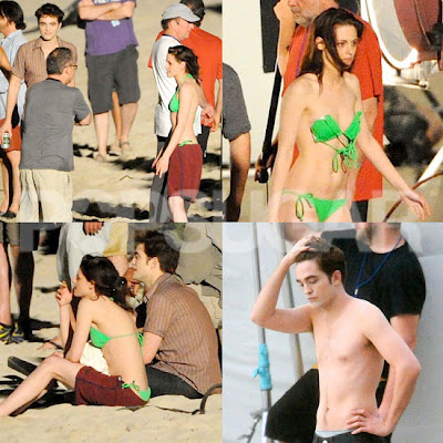 Kristen Stewart Bikini Pictures