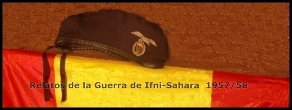 Relatos de la guerra de Ifni-Sahara