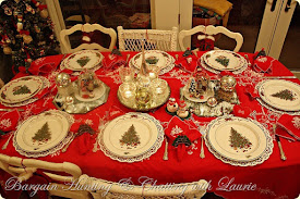 12 Christmas Tables