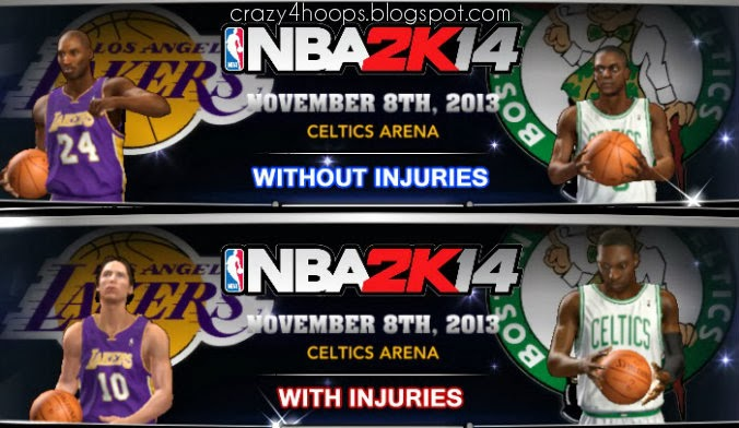 NBA 2k14 Ultimate Roster Download PC v0.4 (Updated - December 5th, 2013)