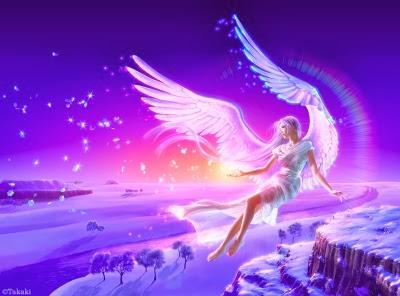 Angel de Plata