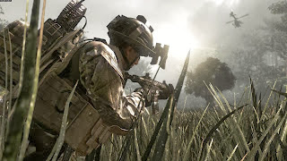 Call Of Duty Ghosts gameplay